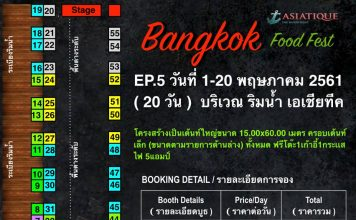 Bangkok foods fest