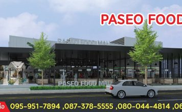 Paseo foods mall