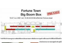 Fortune Town big Boom Box