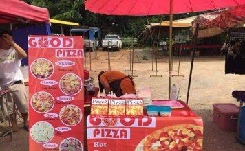 GOOD PIZZA แฟรนไชส์เซ็ต...ที่ถูกที่สุด เริ่มต้นเพียง 2,900 บาท