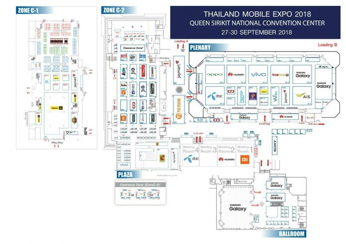 Thailand Mobile Expo